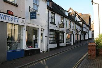 Shifnal - Church Street, Shifnal