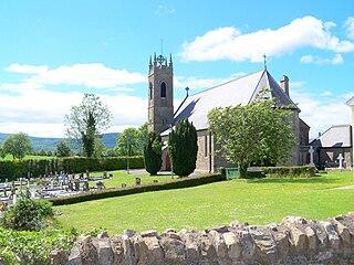 Kinawley Human settlement in Northern Ireland