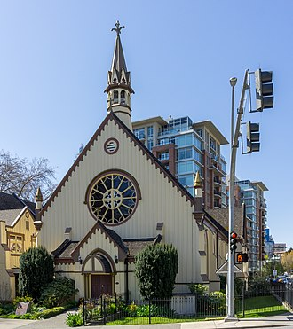 Church of Our Lord (Victoria, British Columbia) - Image: Church of Our Lord, Victoria, British Columbia, Canada 13