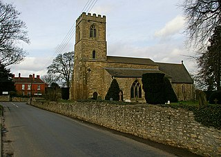 Scotton, Lincolnshire village and civil parish in West Lindsey, Lincolnshire, England