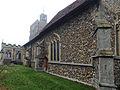 Church of St John, Finchingfield Essex England - South chapel from southeast.jpg