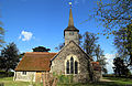 Church of St Mary, Stapleford Tawney, Essex, England - from the west.jpg