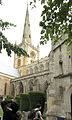 Church of the Holy Trinity, Stratford-upon-Avon 2010 PD 1.JPG
