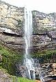 Chutes de Gocta Août 2007 - Saut Supérieur Rectilinéaire.jpg