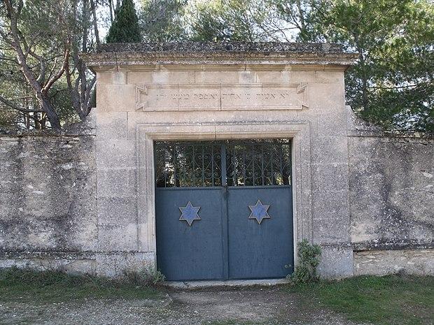 Monument historique à Saint-Rémy-de-Provence