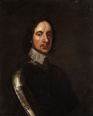 Circle of Hanneman Portrait of Oliver Cromwell.jpg