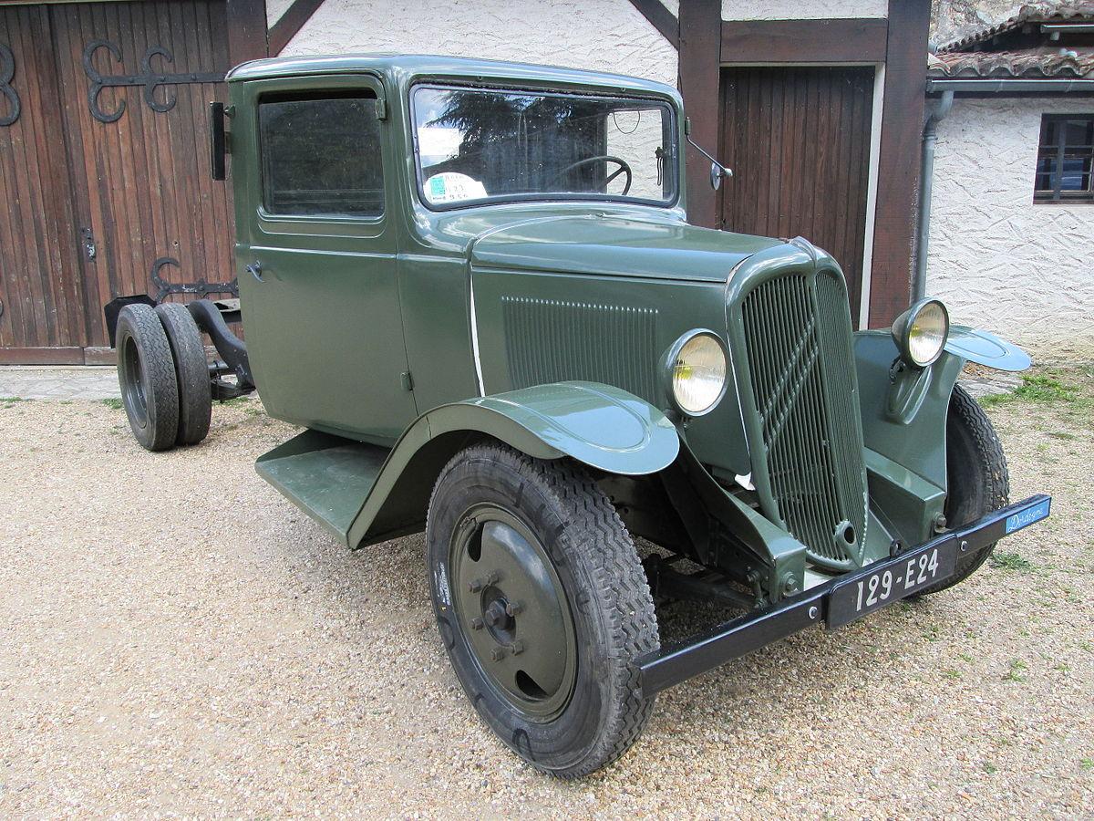 Citroën 23 – Wikipédia, a enciclopédia livre
