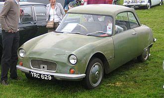 Citroën Bijou - Image: Citroen Bijou ca 1962