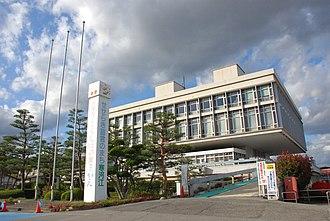 Sagae, Yamagata - Sagae City Hall