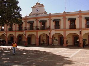 Santa Lucía del Camino - City Hall Santa Lucía del Camino