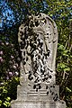 City of London Cemetery Janet Bruce Arthur Mildred Richards monument 1.jpg