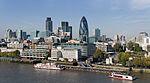 City of London skyline from London City Hall - Oct 2008 - Aligned.jpg