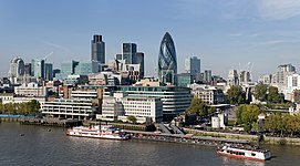 City of London skyline from London City Hall - Oct 2008 - Aligned.jpg
