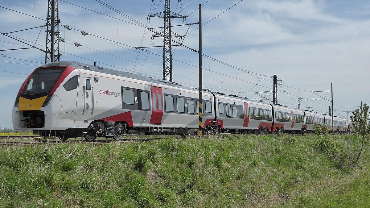 Driving Test Org >> British Rail Class 745 - Wikipedia