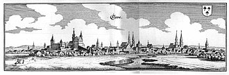 Kleve - Cleves in the 17th century