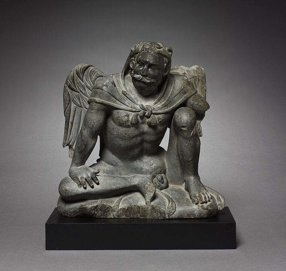 Winged Atlas Figure (2011.136)