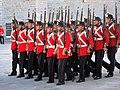 Close Marching 18th Century Riflemen - panoramio.jpg