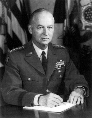 Clyde D. Eddleman - General Clyde D. Eddleman