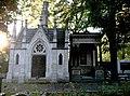 Cmentarz Mater Dolorosa - kaplica Schastoków i mauzoleum Hakuby.jpg