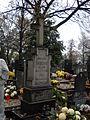 Cmentarz czerniakowski grób świderskich.JPG