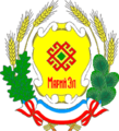 Coat of arms of Mari El.png