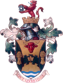 Coat of arms of Uxbridge, Ontario.png