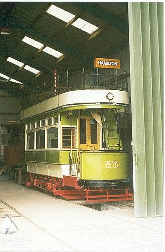 Summerlee, Museum of Scottish Industrial Life - Image: Coatbridge. geograph.org.uk 80756