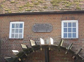 Cobham, Surrey - Cobham Mill