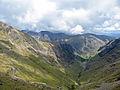 Coire Gabhail from path to ridge2.jpg