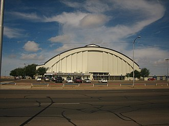 Ector County, Texas - Ector County Coliseum