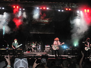 Collective Soul discography - Image: Collective Soul 09 05 10 1