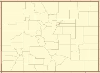 Colorado metropolitan areas