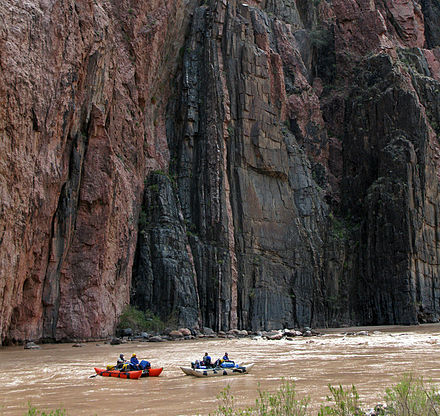A rafting party on the Colorado River Colorado River Runners.jpg