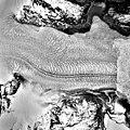 Columbia Glacier, Calving Terminus, Kadin Lake, Terentiev Lake, June 10, 1992 (GLACIERS 1571).jpg