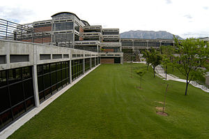 Utah Valley University - Computer Sciences and Engineering building
