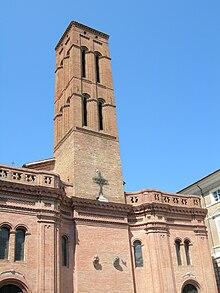 Concattedrale di Santa Maria Assunta, con il campanile