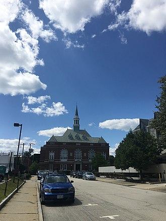 Concord, New Hampshire - Concord City Hall