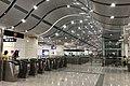 Concourse of Xinzheng International Airport station 01.jpg