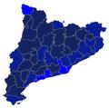 Coneixement del català per comarques 2011.png
