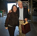 Congressman George Miller visits UPS Richmond Facility on February 22, 2012 (6936514741).jpg