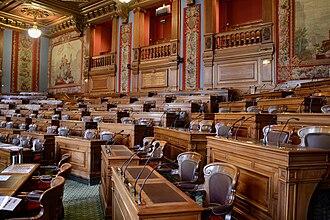Council of Paris - Image: Conseil de Paris