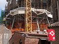 Construcció de la Sagristia de la Sagrada Família - 2013.JPG