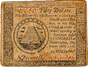 Continental Currency $50 banknote obverse (September 26, 1778).jpg