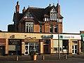 Contrasting styles, Birmingham Road, Wylde Green - geograph.org.uk - 1632834.jpg