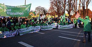 English: Copenhagen climate summit, 2009