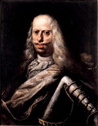 Cosimo III elderly