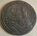 Cosimo III granduke of tuscany coins, 1670-1723, piastra 1680.JPG