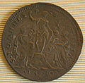 Cosimo I granduke coins, 1569-74, mezza piastra 1570.JPG