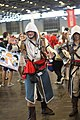 Cosplay d'Assassin's Creed à Japan Expo 2014 (14669961336).jpg