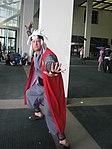 Cosplayer of Jiraiya, Naruto at Anime Expo 20110703.jpg